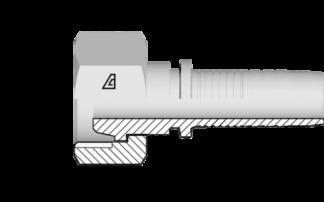 Embout Métrique Série GAZ