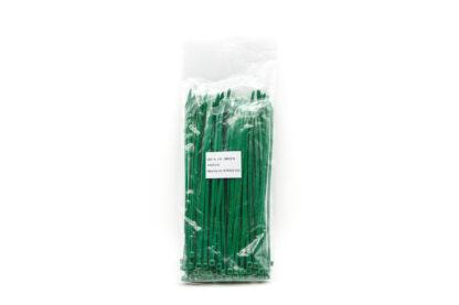 Sachet de fixation en plastique vert
