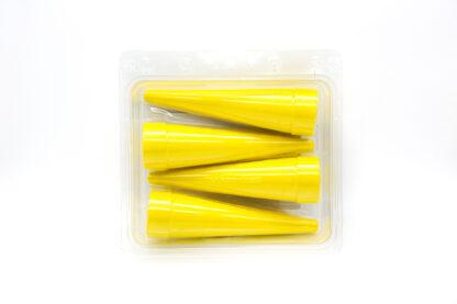Bouchon conique d'obturation souple - Boîte de 4 XL - L 147mm - Diamètre de 12 à 43 mm