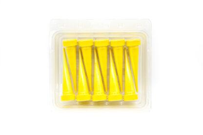 Obturateurs coniques - Boîte de 10 médium - L 103mm - Diamètre de 4 à 23mm