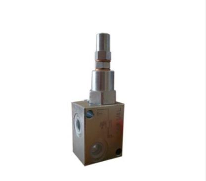 Limiteur de pression hydraulique simple 1/4 - 5 à100 bar